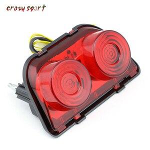Image 2 - ĐÈN LED Đuôi Đèn Phanh LED Tín Hiệu Tích Hợp Blinker Đèn Cho XE HONDA CBR250 MC19 MC22 CBR400 NC23 NC29 MC18 MC21 MC28 xe máy