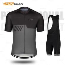 цена на Scotting Cycling Clothing Cycle Jersey Set Men Mountain Bicycle Uniforme MTB Bike Clothes Quick Dry Maillot Ropa Ciclismo Shirts