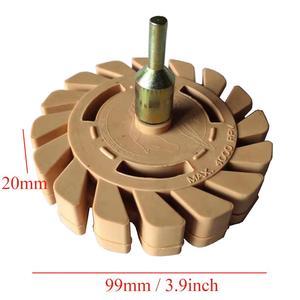 Image 4 - 99mm gumka do mazania koła do usuwania samochodu klej samoprzylepna naklejka Pinstripe naklejka graficzna naprawa samochodów narzędzie do malowania E30