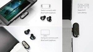 Image 5 - Gulikit istnieje wiele przejazdów + Pro Bluetooth Audio Adapter bezprzewodowy nadajnik/odbiornik USB C Adapter do przełącznik do nintendo obsługa komputera PC czatu głosowego w grze