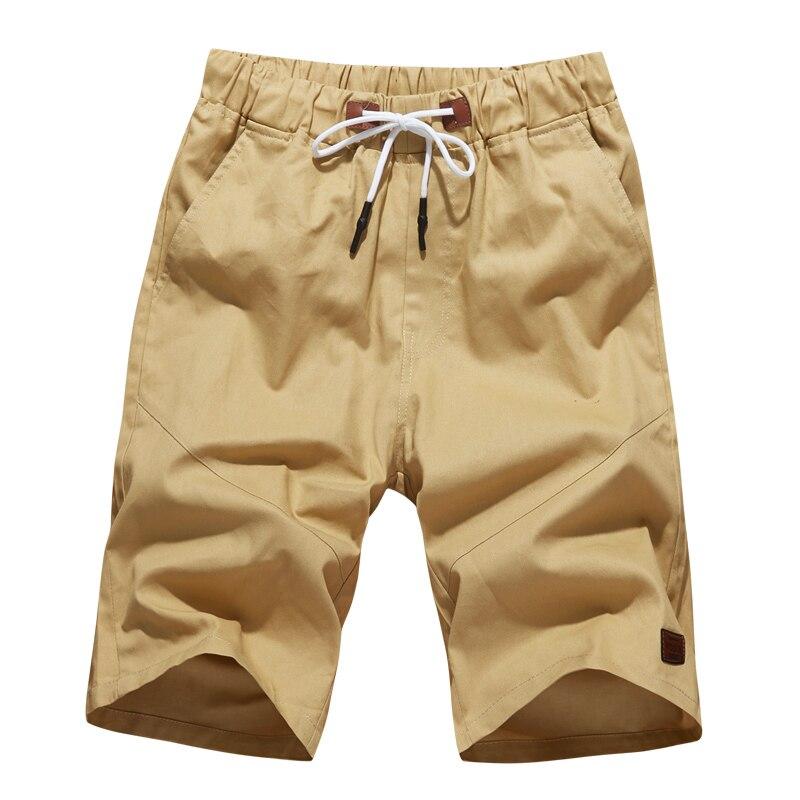 Drop Shipping 2020 Pantalones Cortos Casuales Sólidos De Verano Hombres  Cargo De Talla Grande 5XL Pantalones Cortos De Playa