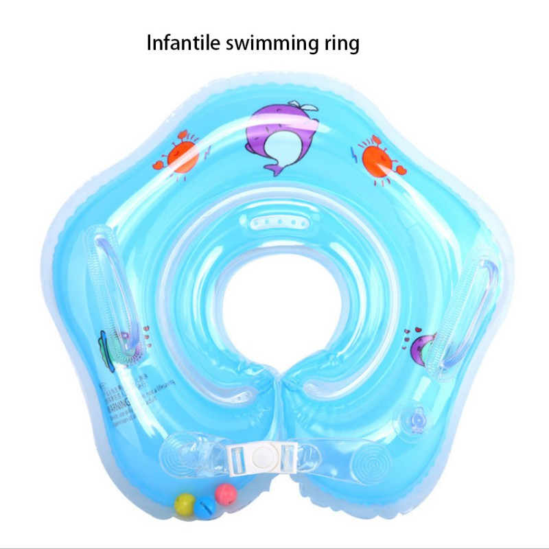 Swimming Baby Pools Accessories Baby Inflatable Ring Baby Neck Inflatable Wheels For Newborns Bathing Circle Safety Neck Floa Ut