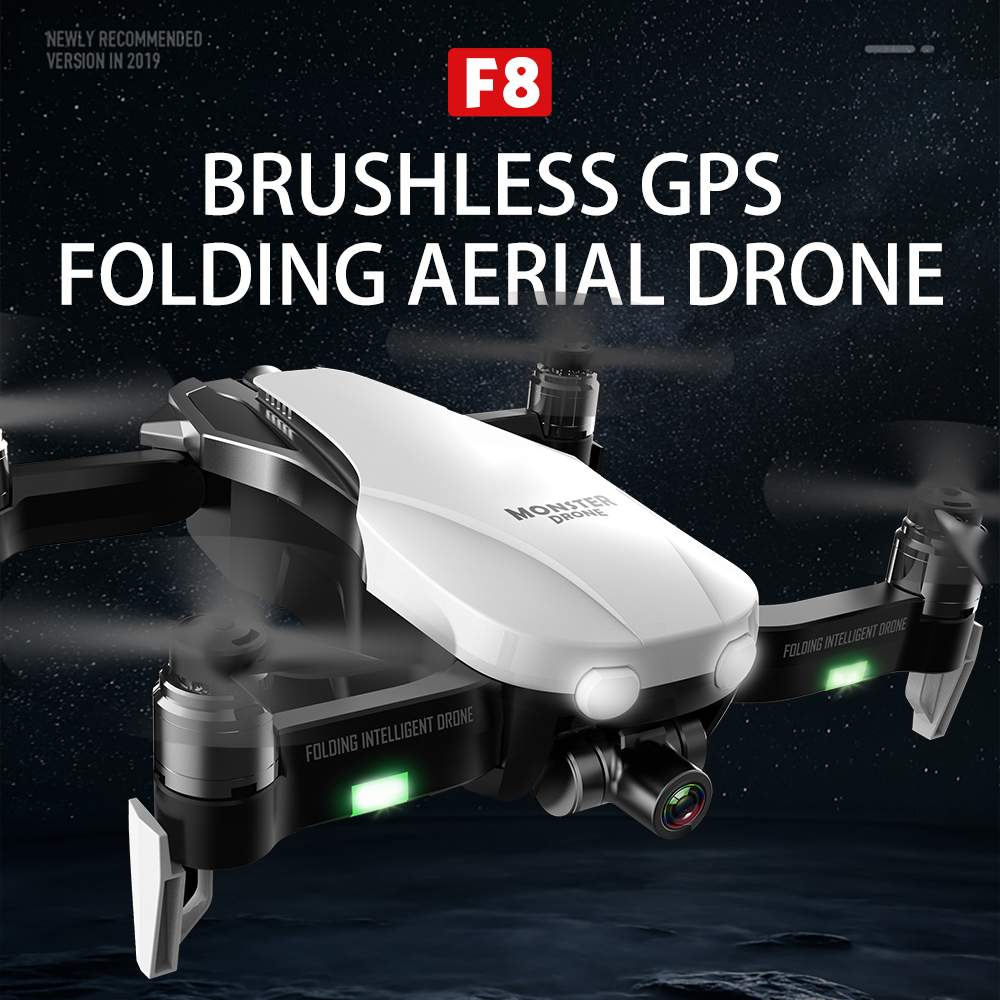 Dron 2K GPS Drone with Camera HD Two-Axis Anti-Shake Self-Stabilizing Gimbal RC Helicopter WiFi FPV Profissional Quadrocopter image