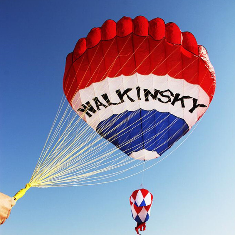 Free Shipping 3m Hot Air Balloon Large Soft Kite Fly Toys For Adults Ripstop Nylon Kites Windsocks Outdoor Sports Factory Ikite