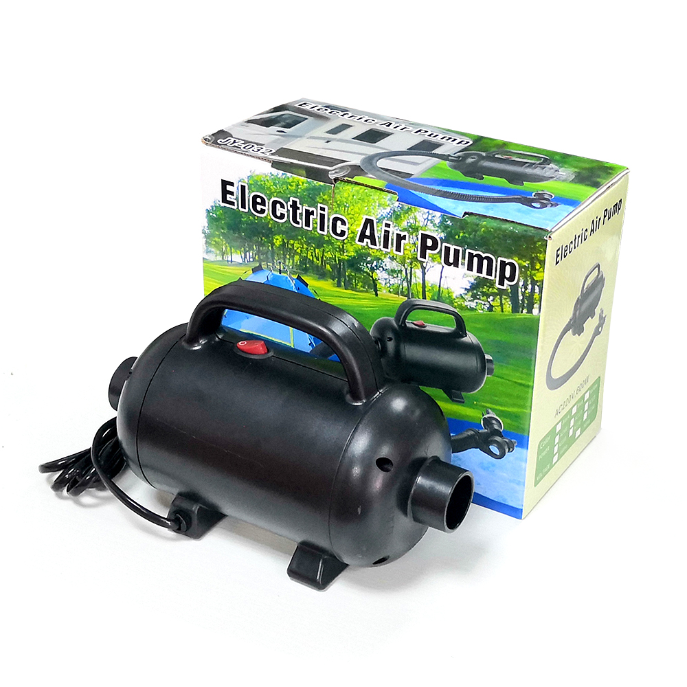 2019 electric air pump,air blower, pump for Gymnastic Mat/Big Floating Row