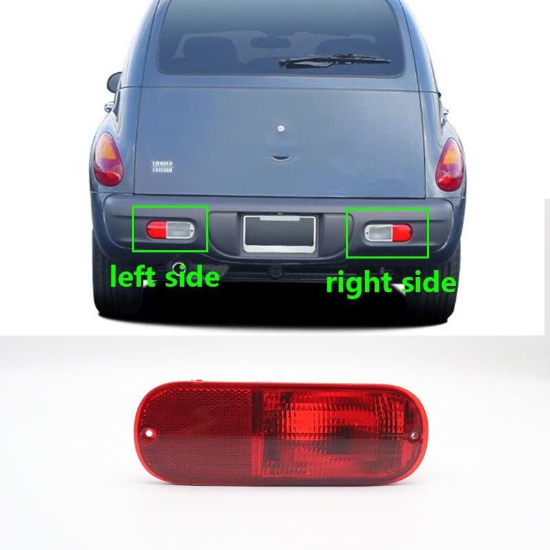 Für Jeep Commander für Chrysler PT Cruiser 2002 2003 2004 2005 Auto Stoßstange Hinten Reflektor Licht Nebel Lampe