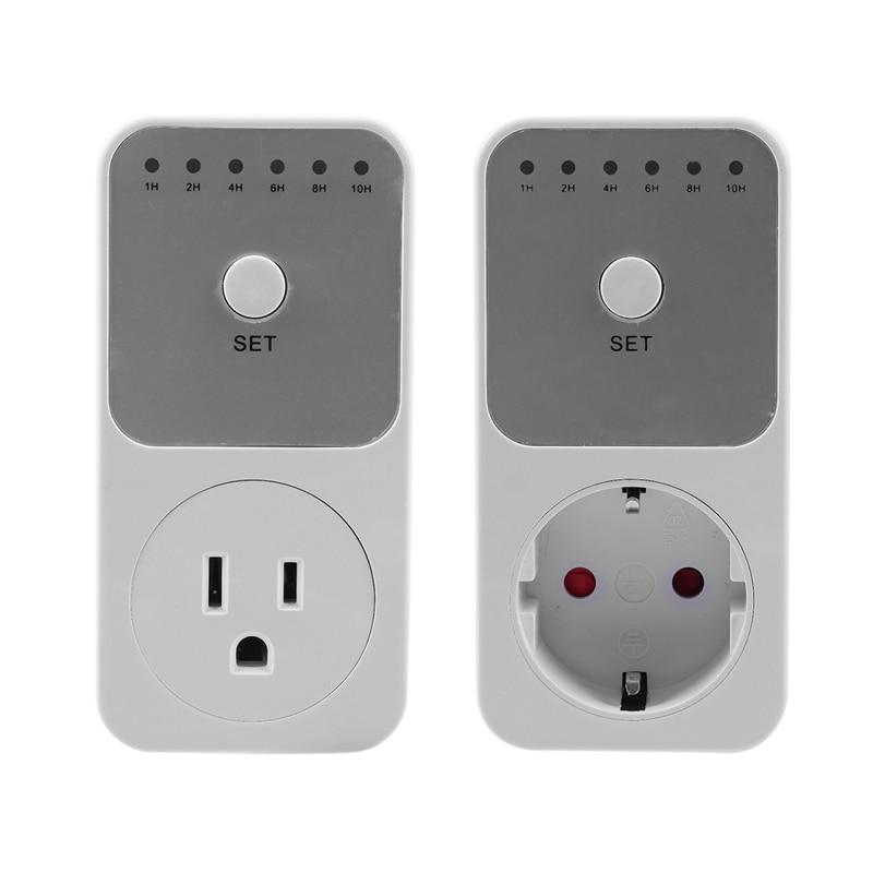 Temporizador de contagem regressiva interruptor de controle