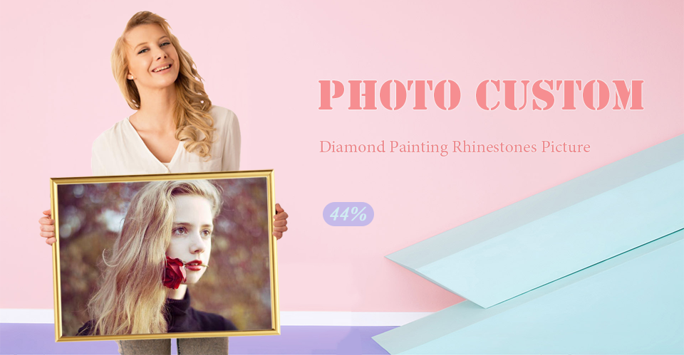 Diamond Painting Photos Custom