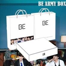 Card-Sticker Keychain Album Gift-Box Bangtan Korean Kpop Exclusive-Production New Boy