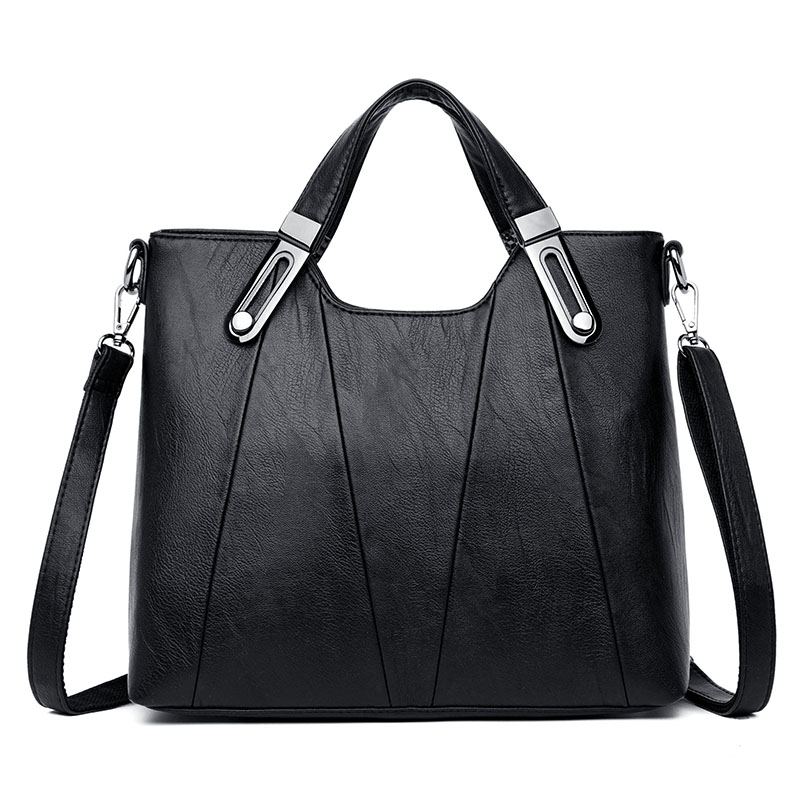 Image 4 - HOT SALE Women Shoulder Messenger Bag Luxury Leather Handbags  Women Bags Designer Famous Brand Female Crossbody Bags Sac A  MainShoulder Bags