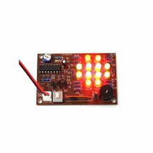 A23-- CD4060 Dream Light DIY Kit Birthday Gift Suite Electronic Training