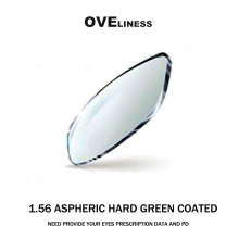 1.56 1.61 1.67 1.74 (+12.00~ 12.00) Prescription CR 39 Resin Aspheric Glasses Lenses Myopia Hyperopia Presbyopia Optical Lens