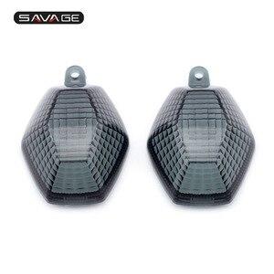 Image 2 - Указатель поворота объектива, светильник для SUZUKI GSX1250FA GSX650F GSF 1200/1250/650/600 N/S Bandit, запчасти для мотоциклов, корпус лампы