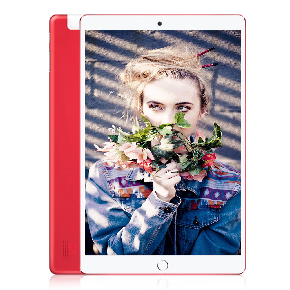 2019 New 10.1 Inch Android 7.0 Quad Core WiFi Tablet Pc 3G Phone Call Dual SIM Card GPS WiFi Bluetooth 10 Inch Tablets