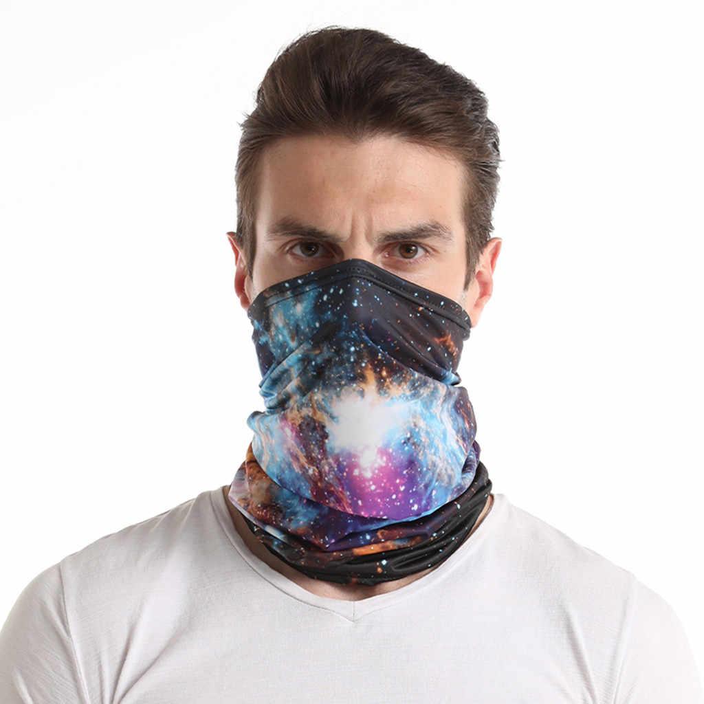3D bisiklet tüp meraklıları başörtüsü boyun eşarbı motosiklet yüz maskeleri rüzgar geçirmez UV kafa kalkanı Ciclismo Bandana eşarp olabilir 21st