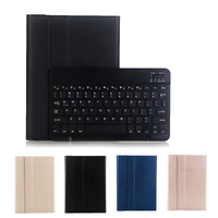 New Wireless Bluetooth Keyboard Cover For iPad Pro 11 2018 Case Removable Pencil Holder Stand Case For iPad Pro 11 2018 Case