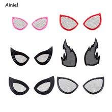 Spider Cosplay Man Eye Glasses Children Eyewear Venom Spider Lens Deadpool Eyewear 3D