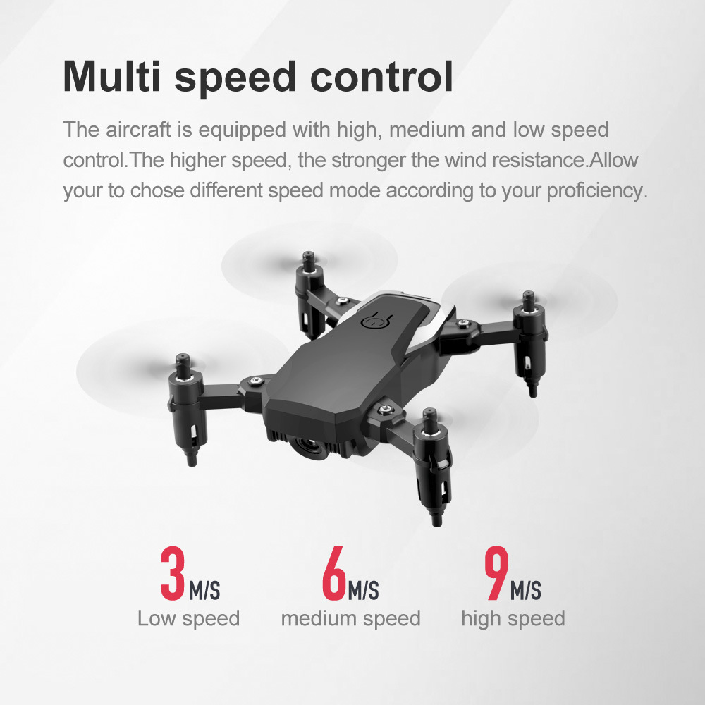 LF606 Foldable Mini Drone with 4K HD camera with One-Click Return Function 26
