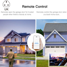 Smart Home Garage Door Opener WiFi Wireless Remote Controller Switch SP99