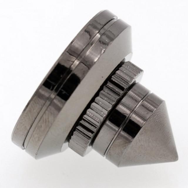 Hot 3C-4Sets głośnik odporny na wstrząsy stopki kolce stojak głośnik Audio akcesoria Diy głośnik Cd Dac rejestrator stojak ochraniacze na nóżki podłoga B