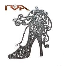 Cut And Embossing High Heeled Shoe Metal Cutting Dies scrapbooking nouvveau 2020 Paper Craft Album Card Embosser