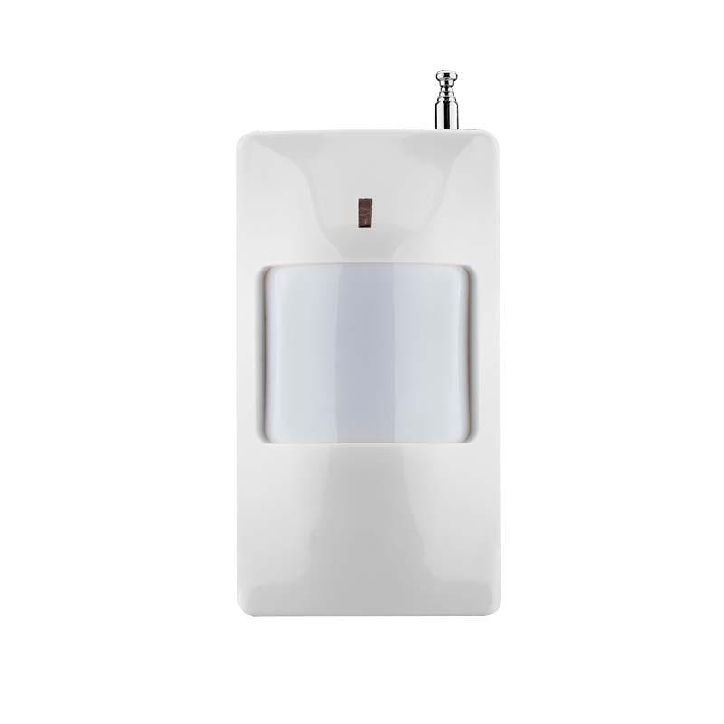 Top Deals External Antenna Wireless Pir Sensor 315Mhz Or 433Mhz Pir Motion Sensor Detector For Gsm Pstn Home Security Alarm
