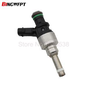 Image 2 - 8pc/lot Genuine Fuel Injector 079906036AC for Audi S6 RS6 S7 RS7 RS4 RS5 A8 R8 V W T ouareg 4.0 TFSI 4.2