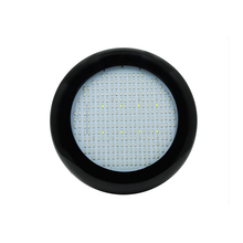 Black UFO Plant Light 300W LED Growth Lamp AC85-265V Use For Greenhouse Vegetable  Fruit Succulents Fill