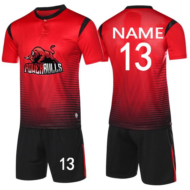 Custom Men women kids Soccer Jersey Breathable Soccer tracksuit Set Survetement Football Uniforms Children Football outfit kids
