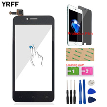 Adhesive Lenovo Digitizer-Panel-Tools Touch-Screen Front-Glass Smartphone Plus for Protector-Film
