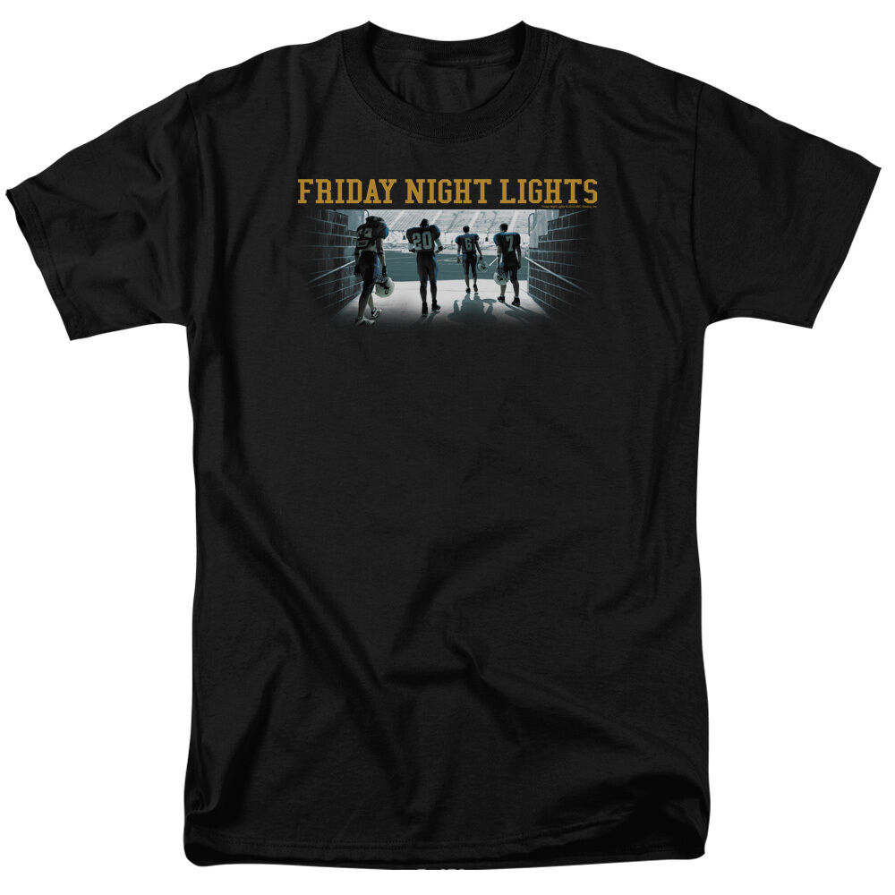 Friday Night Lights TV Show GAME TIME Licensed T-Shirt All Sizes Cotton Tee Shirt Free Shipping Light image