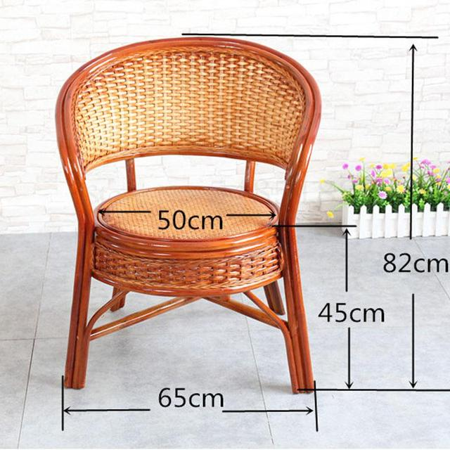 3 PCS Balcony Table and Chair Set  4