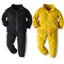 Детская Повседневная хлопковая одежда для новорожденных пальто