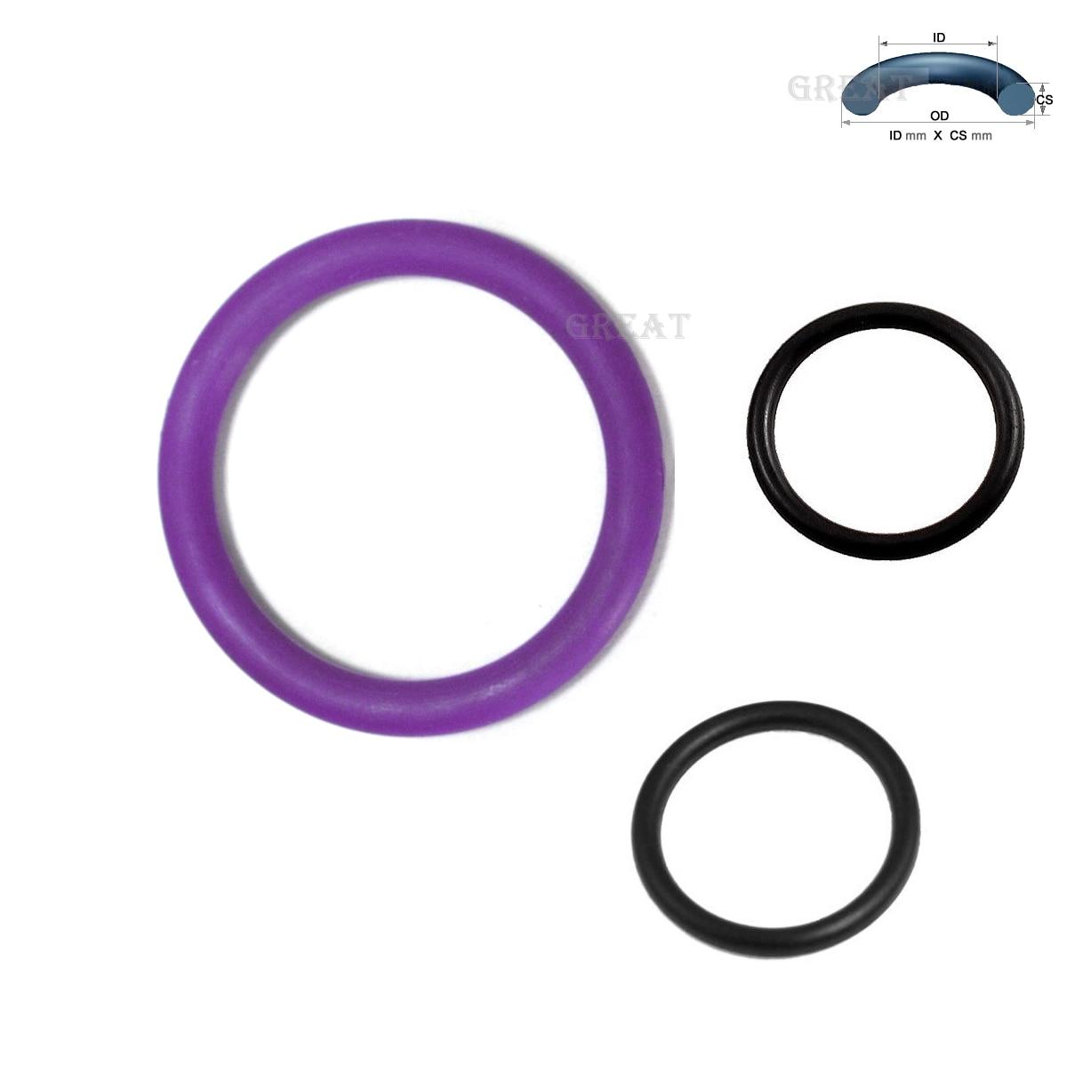 4 mm Section 115 mm Alésage VITON Rubber O-Anneaux