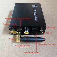 5 3 CSR8675 APTX HD Bluetooth 5.0  Fiber  Coaxial 3-Channel Input Decoder PCM5102A DAC Audio Decoding 8-15V DC (2)