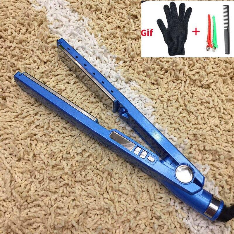 Professional Hair Iron Hair Flat Iron Nano Titanium 450F Temperature Fast Hair Straightener Plate High Quality
