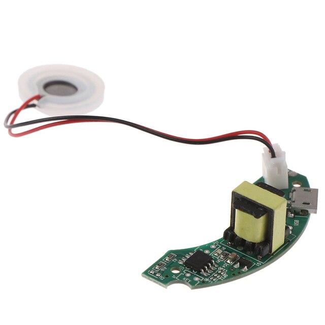 1 مجموعة USB جهاز تنقية الهواء صغير الحجم لتقوم بها بنفسك عدة ضباب صانع لوحة دائرة المحرك الانحلال 4
