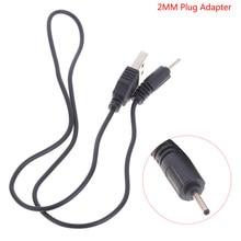 2mm carregador usb cabo de pino pequeno carregador usb cabo de ligação para cabo usb para nokia 7360 n71 6288 e72 alta velocidade