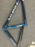Carbon Frame Road Bike Superlight Road Bicycle Frame Di2 Mechanical Carbon Frameset 4 Size Frame+Fork+Seatpost+Headset 5 Co