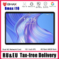 Bmax i10 10,1 ''планшет 1920x1080 IPS 4 Гб Оперативная память 64 Гб Встроенная память подключается к сети 4G Dual SIM Octa Core Планшеты ПК с системой андроида и 10 д...