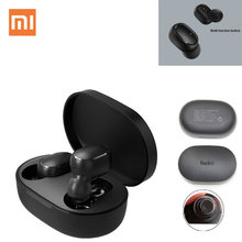 Audifonos Xiaomi Airdots 2 Redmi Airdots S Original Headphone for Smartphone Sports Earphones Wireless TWS Earbuds Xiomi Headset