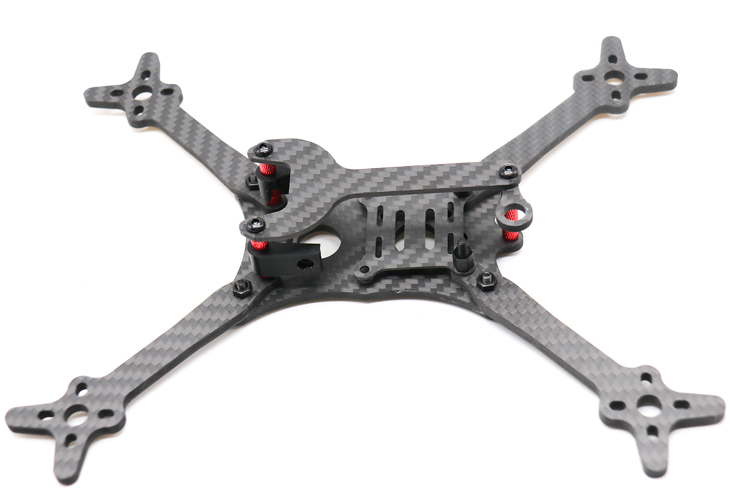 Are Jumping Through Machine 5 Inch Floss210 Wheelbase 210 Carbon Fiber FPV Unmanned Aerial Vehicle Four-axis Remote Control