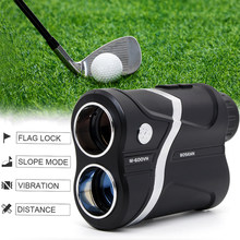 Professional Golf Rangefinder Slope Correction Jolt Vibrate Flag-Lock Golf Range Meter USB Recharge