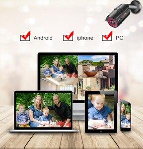 Image 5 - ANRAN CCTV Kamera System 2CH 1080P AHD Kamera Kit H.265 DVR Video Überwachung System Wasserdichte Outdoor IP Security Kamera kit