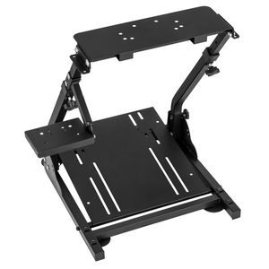 Image 3 - G920 Racing Steering Wheel Stand Shifter Mount fit for G27 G25 G29 Gaming Wheel Stand Wheel Pedals