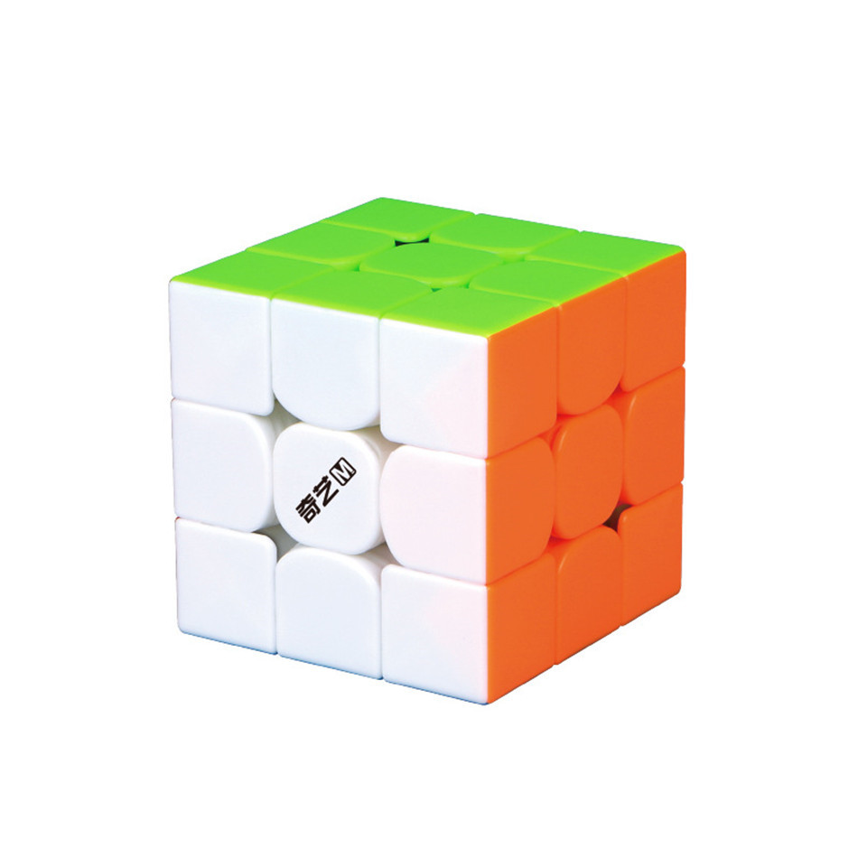 Qiyi M Magnetic 2×2 3×3 4×4 5×5 Pyramid Magic Cube Magnetic Speed Cube Puzzle Education Cube Toy For Children img2