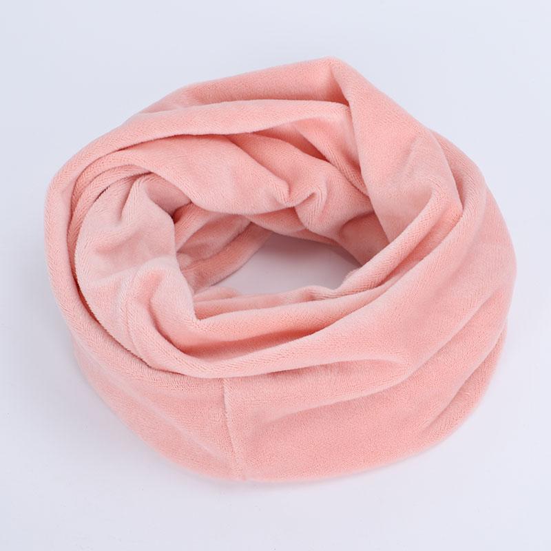 Новинка, модная женская шапочка, блестящие стразы, Осень-зима, Женская Повседневная шапка, Женская бархатная мягкая шапка Skullies Bonnet - Цвет: Pink