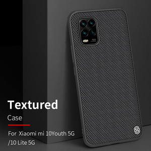 Image 5 - Xiaomi mi 9 Mi10T 5 3g nillkin質感ナイロンケースxiaomi Mi10 lite miポコX3 nfcバックカバー非耐久ビジネス