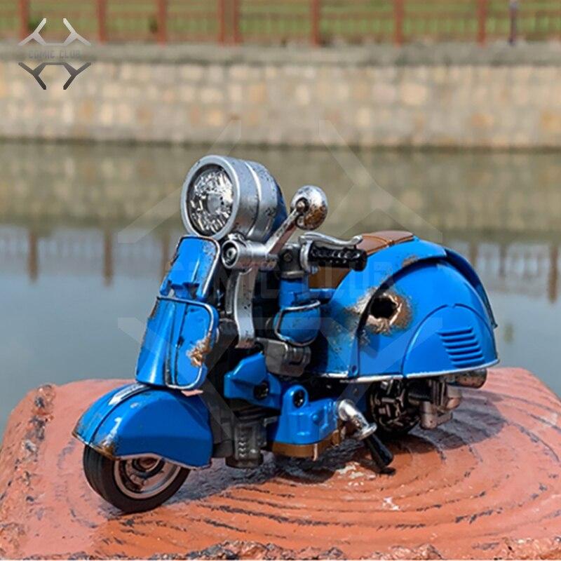 Image 2 - COMIC CLUB weijiang battle damage Q Ver AUTOBOT SQWEEKS metal alloy parts Action Figure robot toyAction & Toy Figures   -