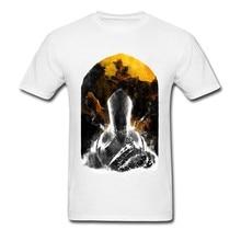 T-Shirt Vintage en métal pour homme, haut et tee-shirt en t shirt avec image du démon Juno s rien imprimé, Peaky Blinder XXL Sans est 3D Monster Tops/Tees, 2020 – 2021